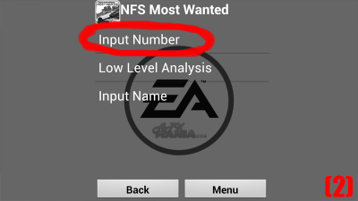 Need for Speed Most Wanted сохранение.